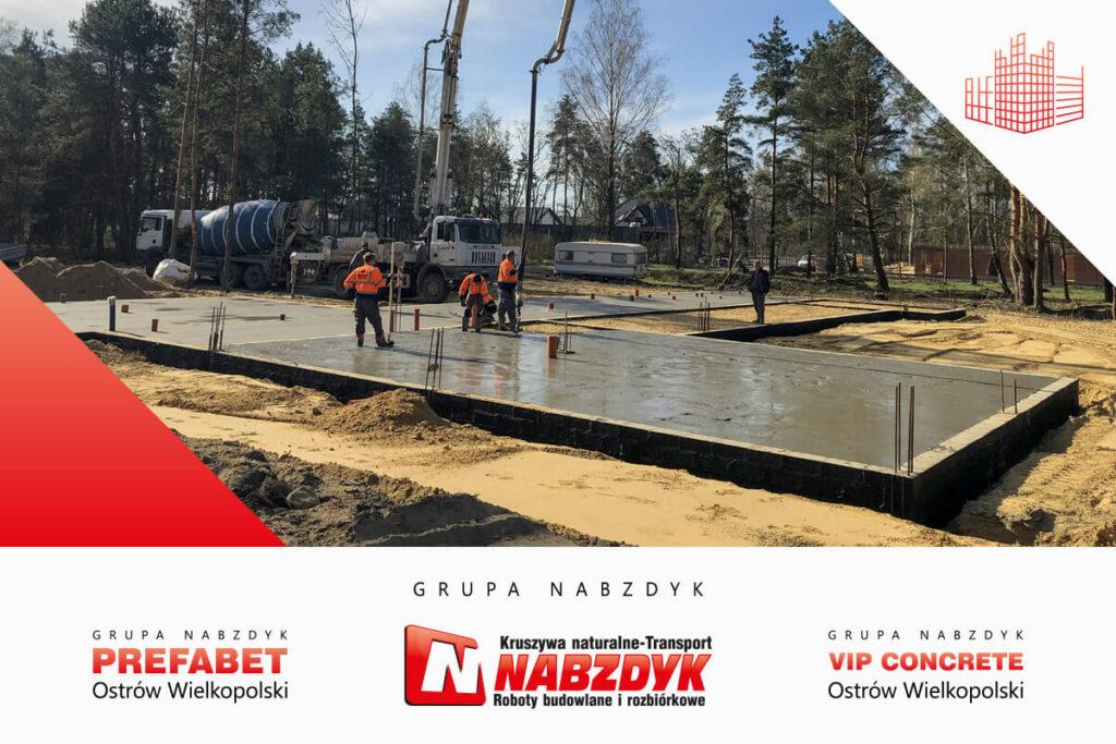 Betoniarnia Nabzdyk - Ostrów Wielkopolski