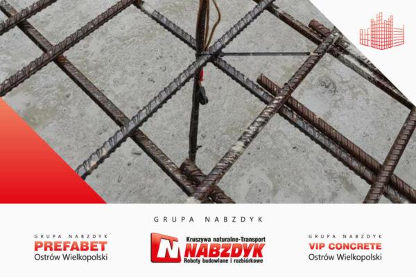 Zabezpieczanie betonu przed wysoką temperaturą z Grupą Nabzdyk