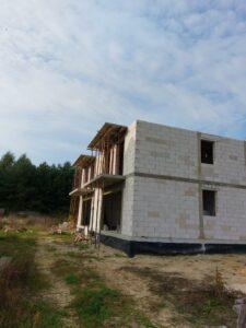 Realizacja stropów filigran od Grupy Nabzdyk Ostrów Wielkopolski
